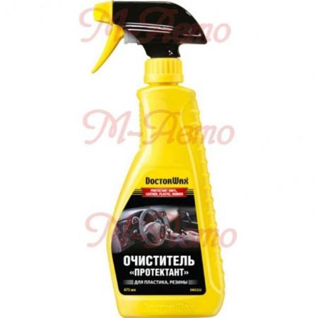 5226DW Очиститель пластика DOCTOR WAX кожа и винил спрей - 236мл