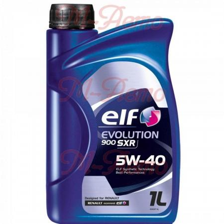 ELF EVOLUTION 900 SXR 5W40 1л