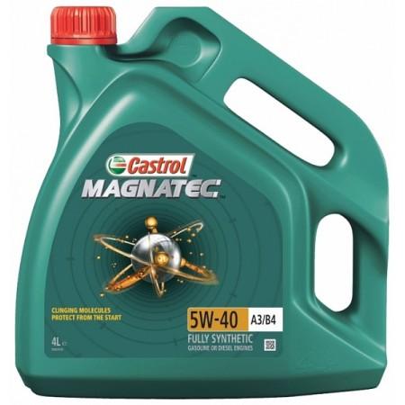 CASTROL MAGNATEC A3/B4 5W40 4л синт