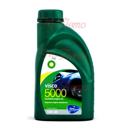 BP VISCO 5000 5W40 1л.