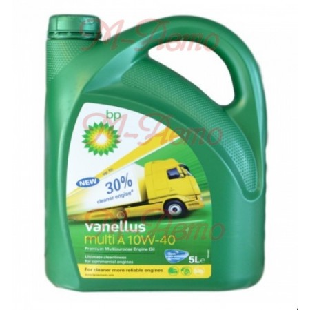 BP VANELLUS MULTI A 10W40 5л