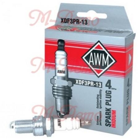 AWM XDF3PR-13 Свечи зажигания (иридий)