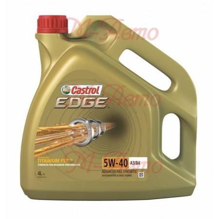 CASTROL EDGE TITANIUM A3/B4 5W40 4л