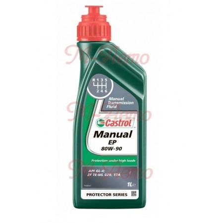 CASTROL MANUAL EP GL4 80W90 1л мин