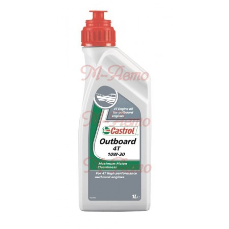 CASTROL Outboard 4T 10W30 1л.п/с