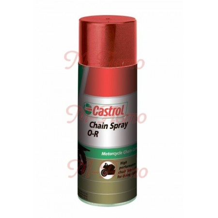 CASTROL Смазка цепи Chain Spray O-R 400мл.