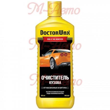 5628DW Очиститель кузова DOCTOR WAX от насекомых и гудрона - 300мл