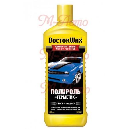 8239DW Полироль кузова DOCTOR WAX  Герметик - 300мл