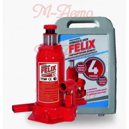 FELIX Домкрат гидравлический бутылочный (4 тонны)