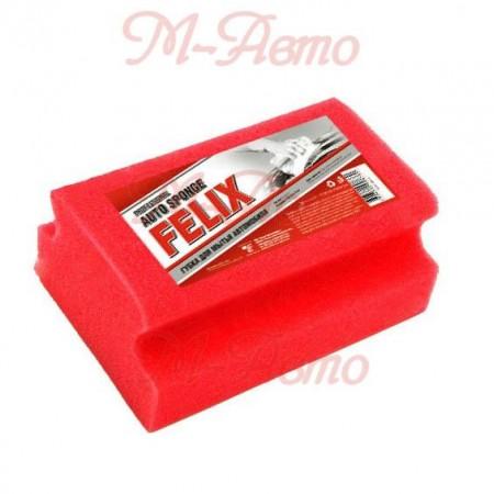FELIX Губка для мойки автомобиля (рельс)
