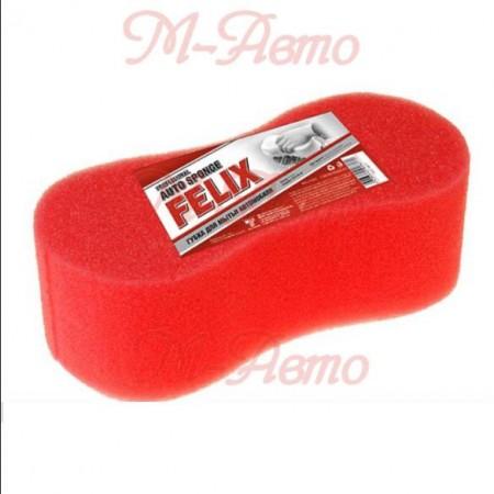 FELIX Губка для мойки автомобиля (восьмёрка)