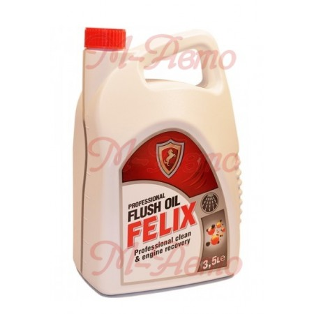FELIX Промывочное масло 3.5л