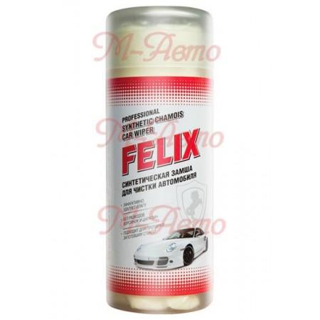 FELIX Синтетическая замша д/чистки авто