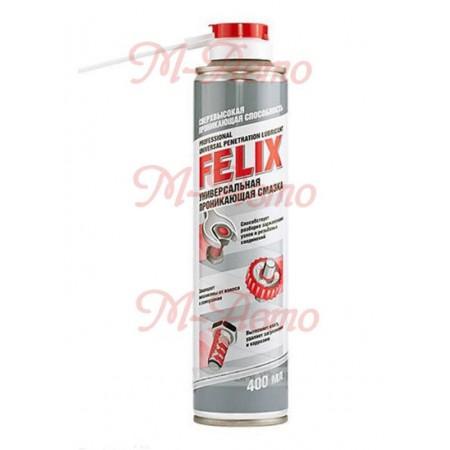 FELIX Смазка универсальная - жидкий ключ, аэрозоль 400мл