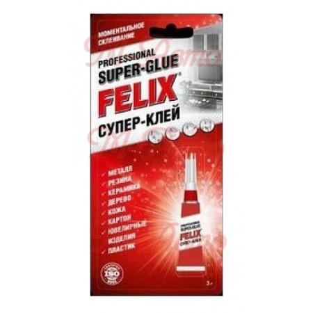 FELIX Супер-клей уверсальный 3г