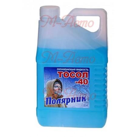 """FELIX """"Тосол-40 Полярник"""" 3кг"""