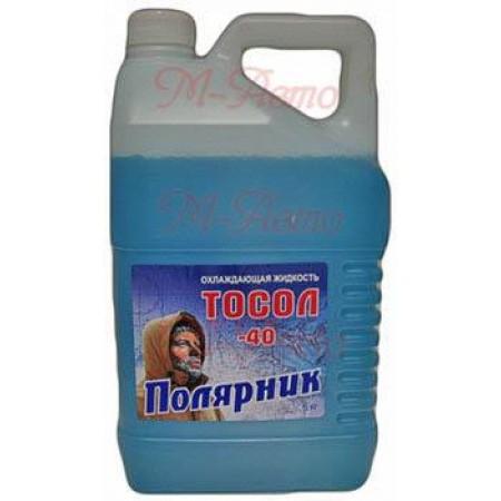 """FELIX """"Тосол-40 Полярник"""" 5кг"""