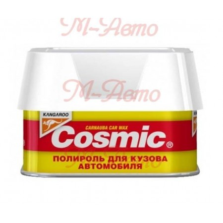 KANGAROO Cosmic-полироль для кузова а/м с очищ. эфф. (200g)