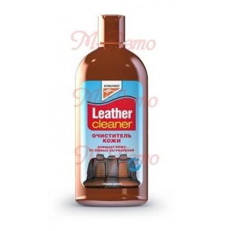 KANGAROO Очиститель кожи Leather Cleaner, 300мл