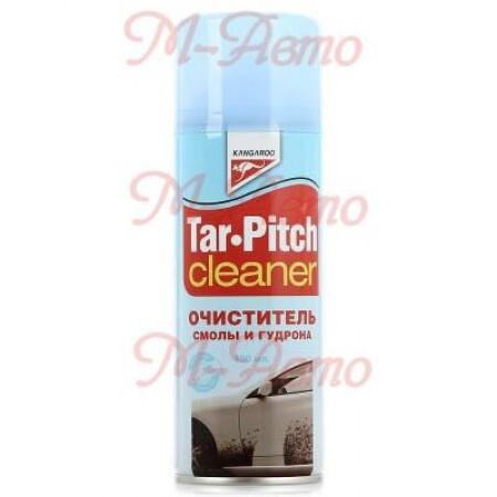 KANGAROO Очиститель смолы и гудрона Tar Pitch Cleaner,400мл