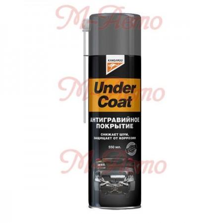 KANGAROO Under Coat - покрытие для днища на основе гудрона (антигравий) 550мл.