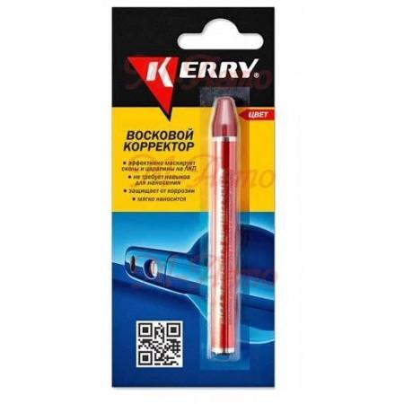 KERRY KR-195-2 Восковой корректор для всех оттенков красного 6г