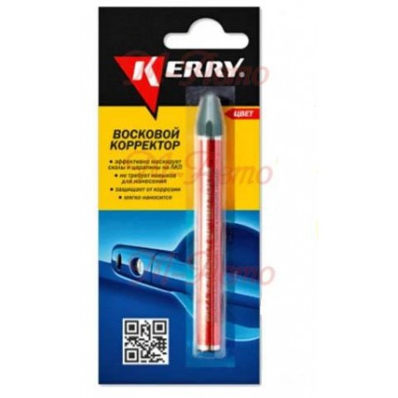 KERRY KR-195-4 Восковой корректор для всех оттенков зеленого 6г
