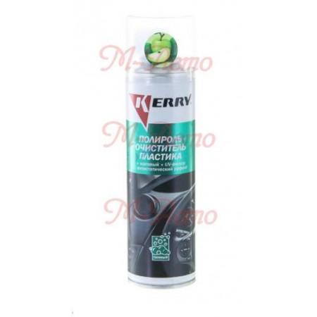 KERRY KR-905-2 Пенный полироль приборной панели (зеленое яблоко) 335мл