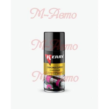 KERRY KR-938-1 Смазка универсальная тефлоновая 210мл