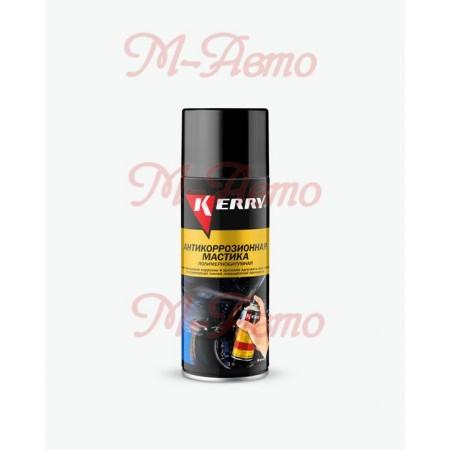 KERRY KR-955 Антикоррозийная битумная мастика 520мл