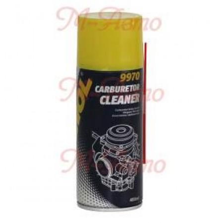 MANNOL 0280/9970 Очиститель карбюратора Carburetor Cleaner 400мл