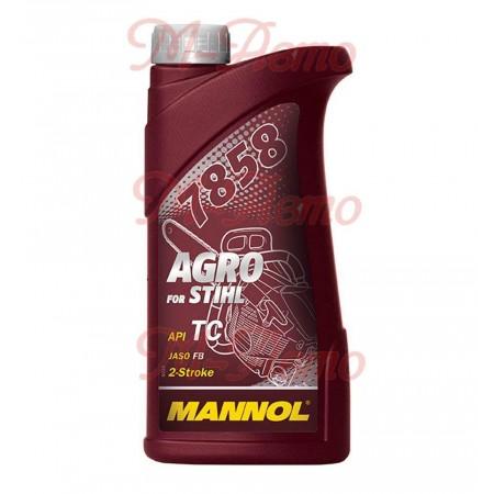 MANNOL 2Т AGRO STIHL 1л. синт.
