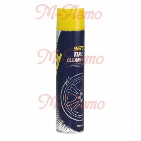 """MANNOL 9673 Чернитель резины """"Tire Cleaner"""" 650мл"""