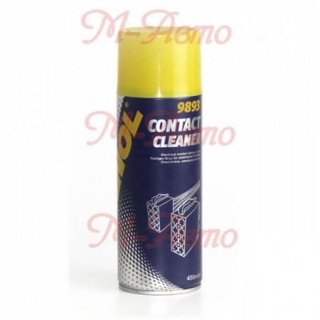 MANNOL 9893 Очиститель электроконтактов 450мл