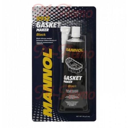 MANNOL 9912 Герметик-прокладка черный силиконовый 85гр
