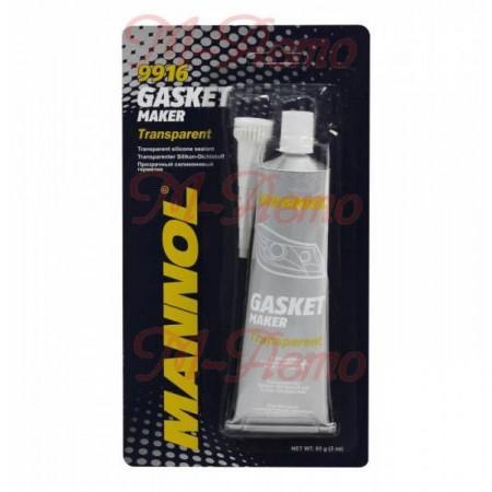 MANNOL 9916 Герметик-прокладка прозрачный силиконовый 85гр