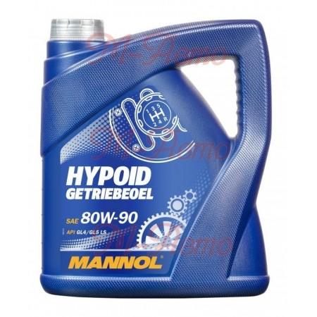 MANNOL HYPOID GETRIEBEOEL GL4/GL5 80W90 4л