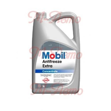 MOBIL Антифриз EXTRA 5л (сине-зеленый)