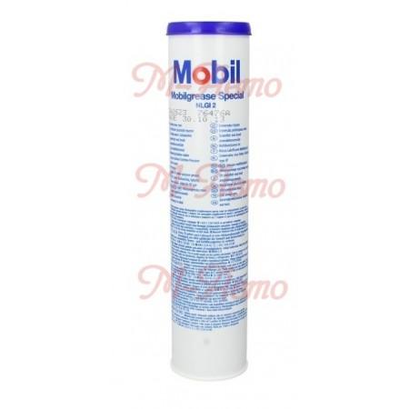 MOBIL Mobilgrease Special, 0.4кг (черная)