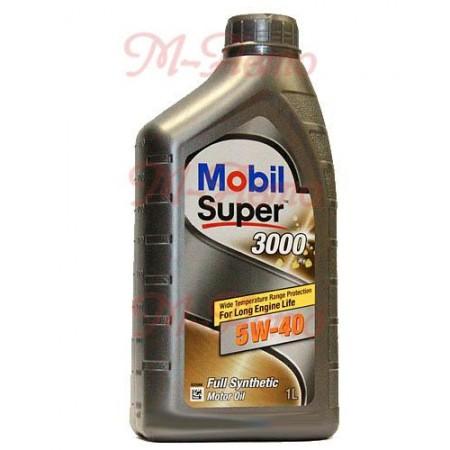 MOBIL SUPER 3000 X1 5W40 1л