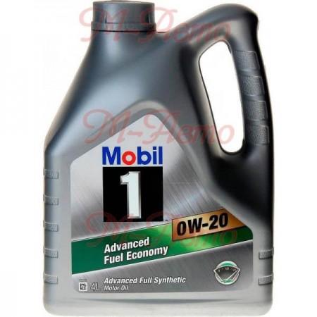 MOBIL 1 0W20, 4л