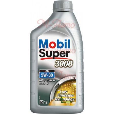 MOBIL SUPER 3000 XЕ 5W30 1л
