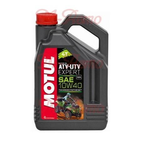 MOTUL ATV-UTV EXPERT 4T 10W40 4л п/с