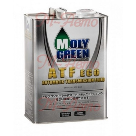 MOLY GREEN ATF 4л