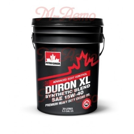 PETRO CANADA DURON XL SYNTETIC BLEND 15W40 20л пс
