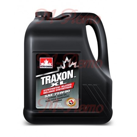 PETRO CANADA TRAXON XL SYNTHETIC BLEND 75W90 4л
