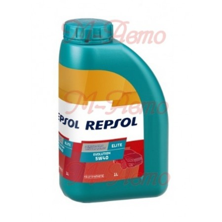 REPSOL ELITE EVOLUTION 5W40 1л.