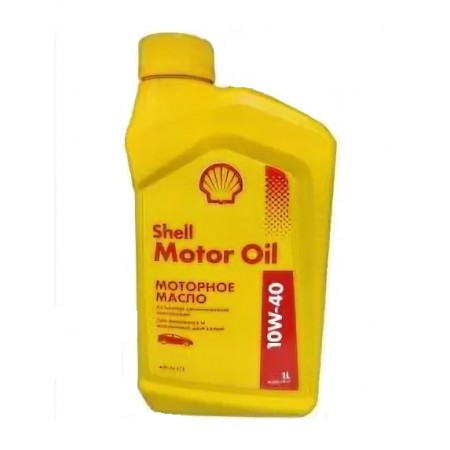 SHELL 10W40 SL MOTOR OIL 1л