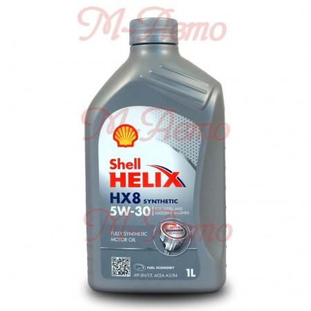 SHELL HX8 5W30 1л синт