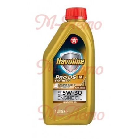 TEXACO HAVOLINE ProDS M 5W30 1л синт